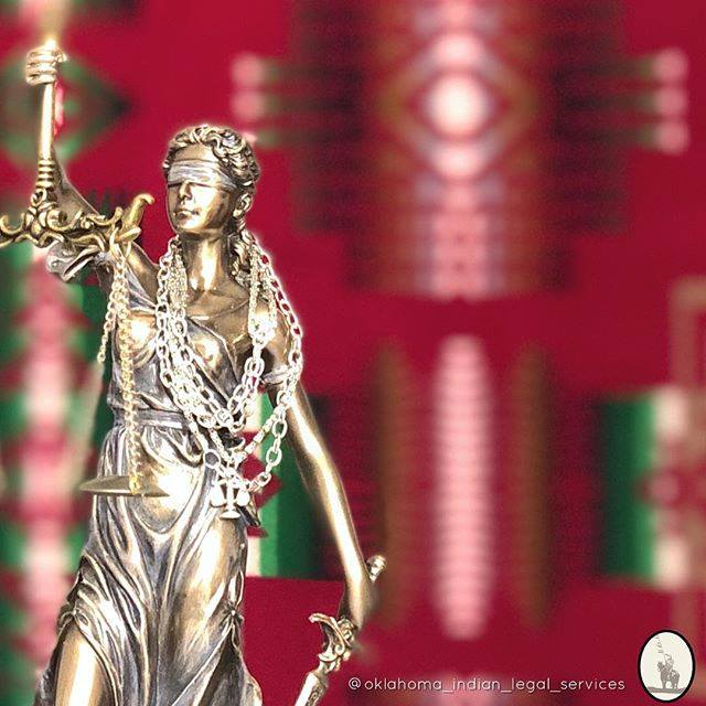 lady justice native justice